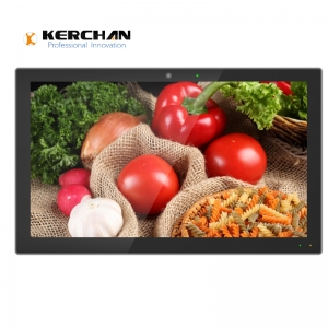 SAD1560S 15.6'' LCD Screen Monitor Panel Commercial Use Interactive Android Tablet for POP/POS Display