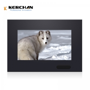 SAD0702N 2018 hot sale 7 inch battery powered lcd promotional display/advertising player box