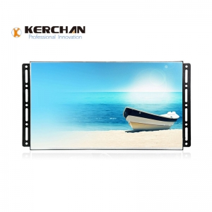 Auto USB Update APK Commercial Touch Screen Advertising Player Support Android system 1920*1080 Full View Angle