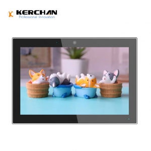 Kerchan 10 lcd video monitor powered by batteries