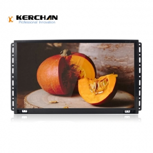 Kerchan advertising lcd player with large screen tablet