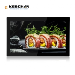 Kerchan android tv box support touch screen for custom displays