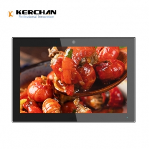 Kerchan large lcd screens for advertising with advertising monitors lcd