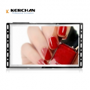 Kerchan lcd advertising media player with media player