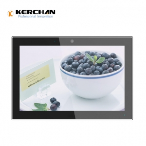 Kerchan lcd retail display screen for display fixture companies use