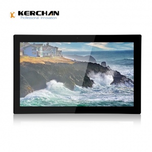 Kerchan open frame android tablet for Bestbuy instores