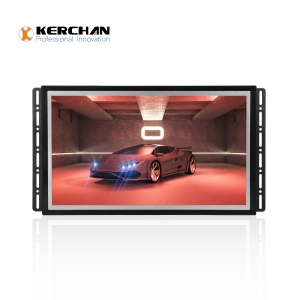 Kerchan open frame android tablet for retail stores