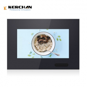 Kerchan small usb lcd display with retail store POP display screen