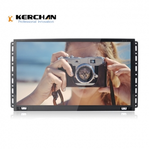 SAD1560KD High Stable Android 15.6 Inch Open Frame LCD Screen With Push Button,Motion Sensor,Scanner,RFID Optional