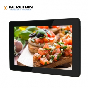 SAD1010N wall / shelf mount lcd screen suppliers with motion sensor