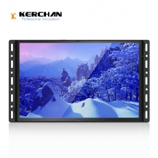 China 10.1 inch Open Frame HD LCD Advertising Video Screen for interactive display company