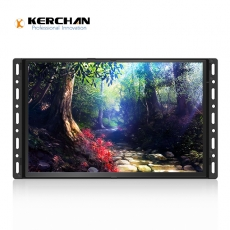 China 10.1inch push buttons lcd monitor usb media player for advertising which are suitable for POP display POS display Instore using company