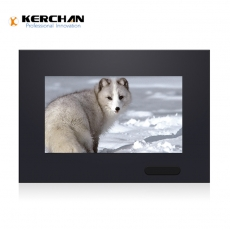 China SAD0702N 2018 hot sale 7 inch battery powered lcd promotional display/advertising player box company