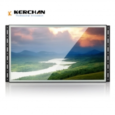 China SAD2150KH 21 inch instore lcd monitor usb video media player Open Frame Advertising Display for advertising factory