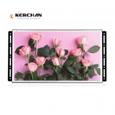 SAD2701KD 27 Inch Instore Network Android Full HD LCD Advertising Player Kiosk Display Touch Signage