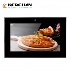 中国7'' LCD Monitor Interactive Android Tablet,7 inch Android Tablet Wall Mounted工厂