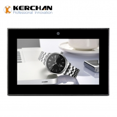 7 inch android tablet wifi network wall mounted with camera for restaurant/retail store