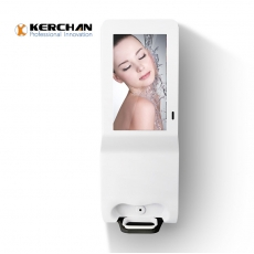ADD1000L Hand Sanitizer Dispenser With Poster