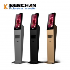 Кита Kerchan  1080p liquid foam dispenser with epidemic prevention equipment lcd ad player завод