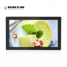 "Chine Kerchan 18.5"" lcd media player 1080p media player lcd monitor without case usine"