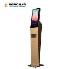 Chine société Kerchan 2020 New Product foam soap dispenser kiosk with Touchless Automatic Sensor Foaming Liquid Soap Dispenser