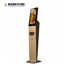 Кита Kerchan 21.5 inch automatic foam dispenser with New product 2020 with 21.5inch lcd ad player завод