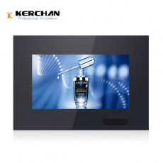 Kerchan 7 inch lcd monitor battery powered with digital signage displays