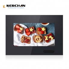 Kerchan 7 lcd advertising player  with battery powered screen
