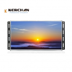 China azienda Kerchan SAD2380KD 23,8 '' LCD Screen Monitor Panel Supporto APK in 3 parti per display POP / POS