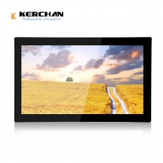 中国Kerchan android tv box support touch screen for goods shelf工厂