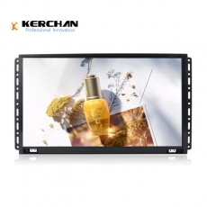 中国Kerchan battery powered display screen with high definition media players工厂