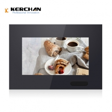 Kerchan battery powered screen,7 inch lcd