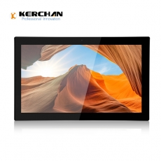 中国Kerchan digital lcd display board for goods shelf工厂