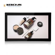 中国Kerchan digital picture frame lcd video screen for Bestbuy instores工厂