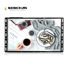 Fabbrica della Cina Kerchan lcd advertising media player with open frame android tablet