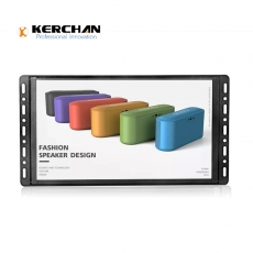 Kerchan lcd advertising player with lcd retail display screen