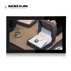 中国Kerchan lcd advertising player with touch screen advertising player工厂