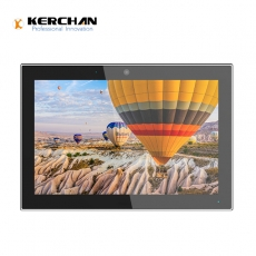 Kerchan lcd retail display screen with China battery operated display