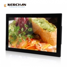Chine Kerchan open frame android tablet for goods shelf usine