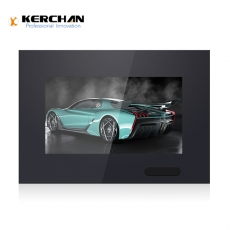 Kerchan small lcd video display,indoor advertising display