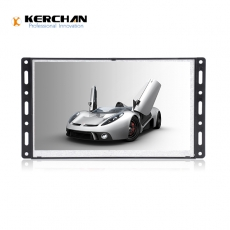 China azienda SAD0705K Auto Copy Low Power Consumption open frame Display multimediale LCD