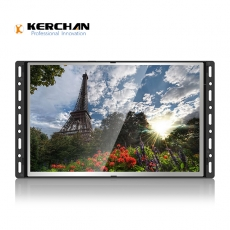 China SAD1030KA Open frame POP displays Frameless design Android 6.0 system Digital Signage factory