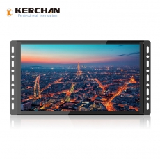 China SAD1160KD LCD Advertising HD High brightness instore display support  install 3 party APK. factory