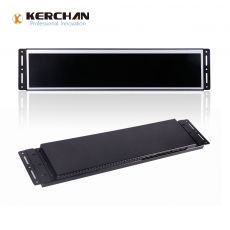 China SAD1901KL POP display LCD Screen Commercial use tablet Stretch Bar for Display Rack retail store factory