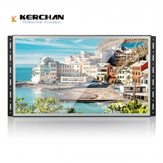 China SAD2150KH HD Video wall mounted display indoor advertising screen digital advertising player factory