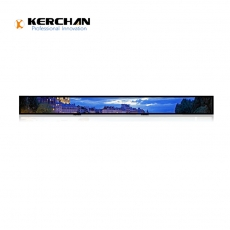 China SAD2301KL KERCHAN 23.1 inch LCD monitorMedia Player Ultra Narrow Display Manufacturers with Rohs company