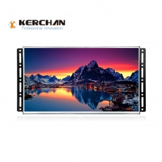 China SAD2380KD standalone full view angle Advertising Media Screen wall mount high definition advertising display factory