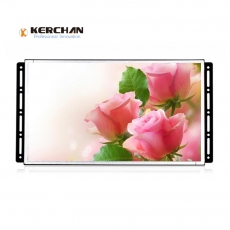 China SAD2701 KD open frame wholesales advertising display for super mall company