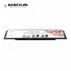 China SAD2801KL 28inch Long Narrow Stretch Bar Advertising Player for Retail Store factory