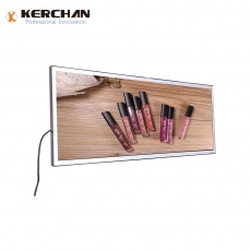 China SAD3701KL Open frame design Shelf Edge Retail Screen for Hypermarket Display Rack factory